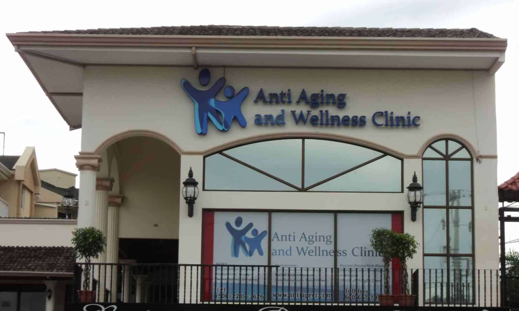Anti-Aging and Wellness Costa Rica Treatment Center