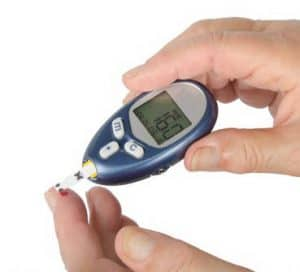 Low-T Related to Blood Sugars.