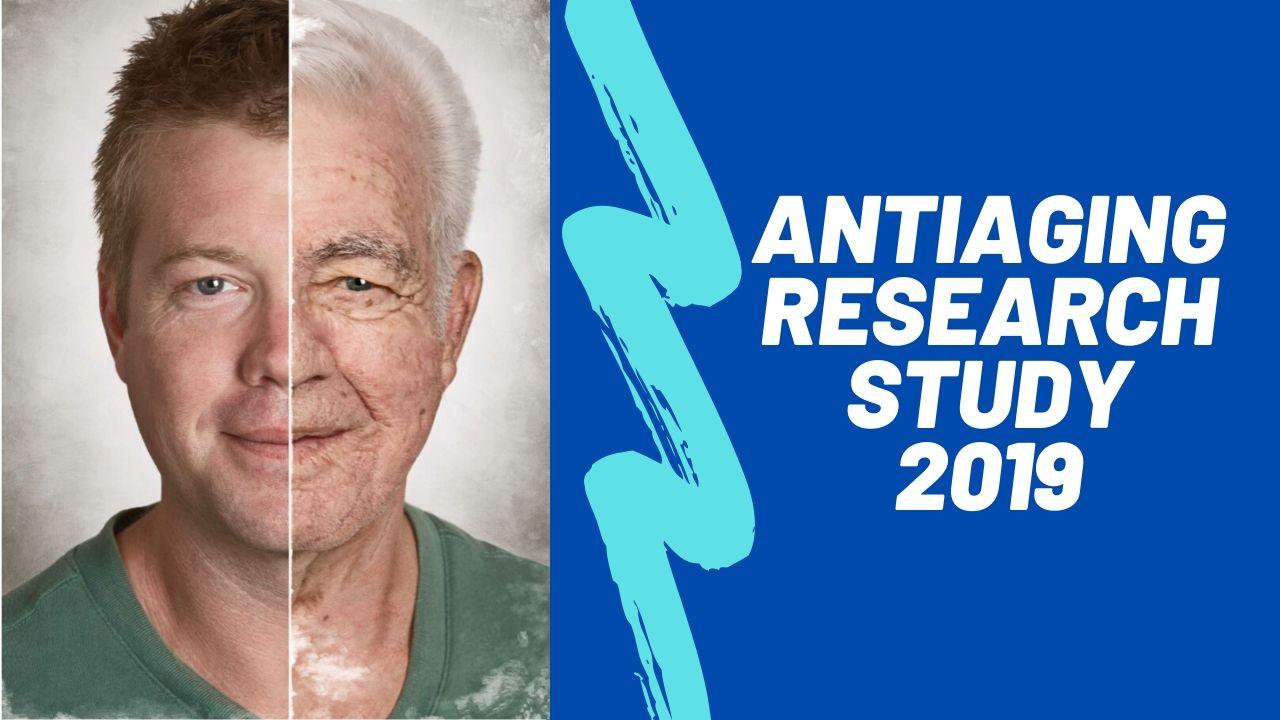 Somatropin and anti-aging