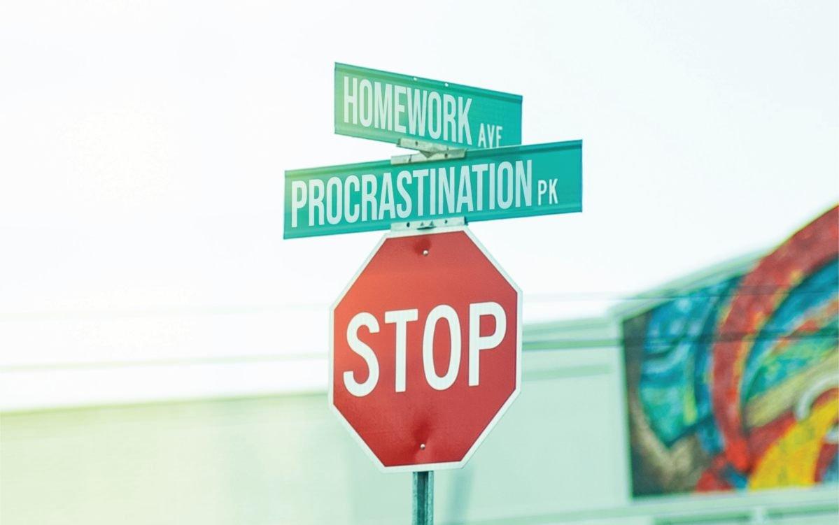 Procrastination and Anti-Aging Medicine